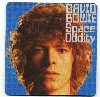 Amazon com : David Bowie Space Oddity - Coaster Set of 4