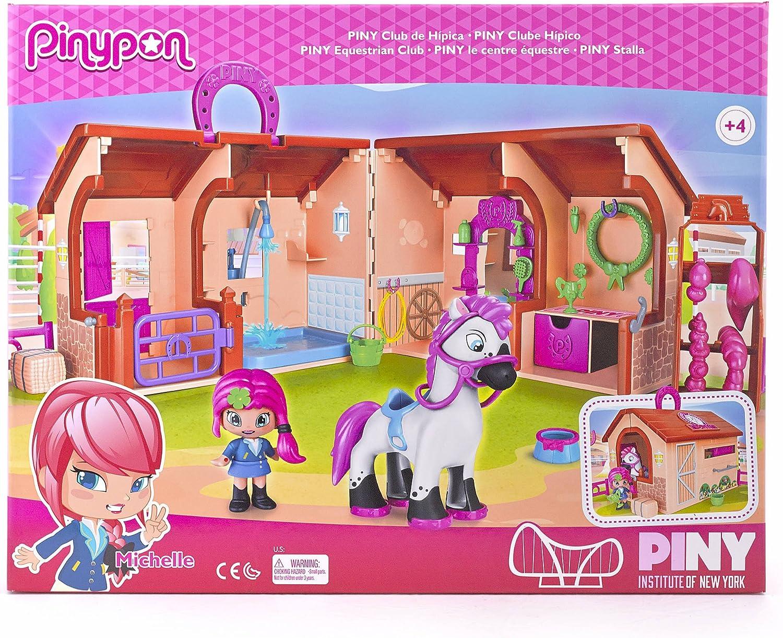 Pinypon- Club de Hípica, Multicolor (Famosa 700014352) , color/modelo surtido
