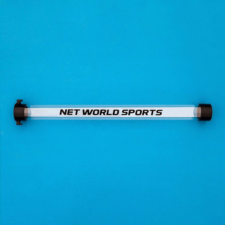 Vermont Balle de Tennis ramasser Le Tube | Collectez 15 balles de Tennis en même Temps | Léger | Facile à Utiliser [Net World Sports]