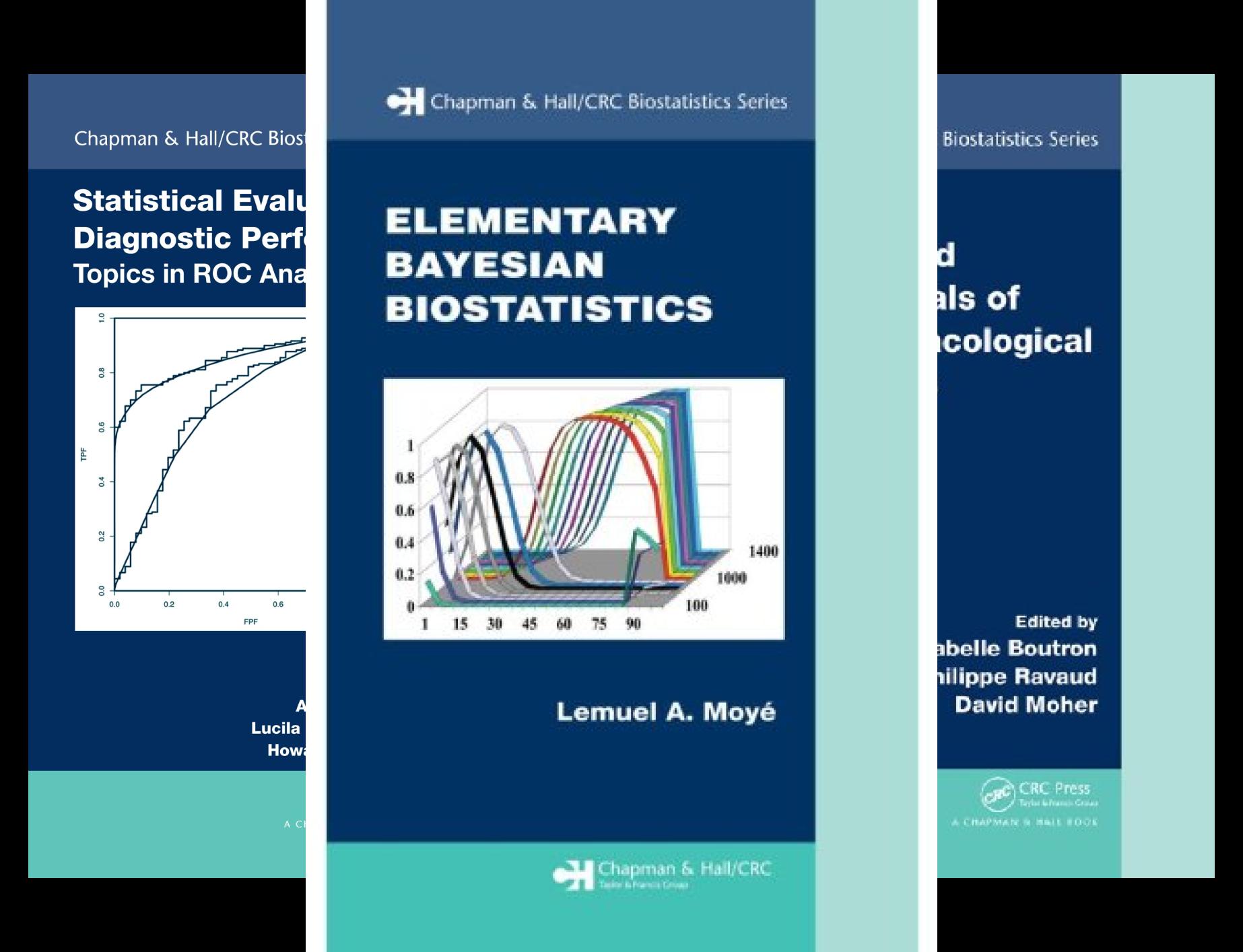 Chapman & Hall/CRC Biostatistics