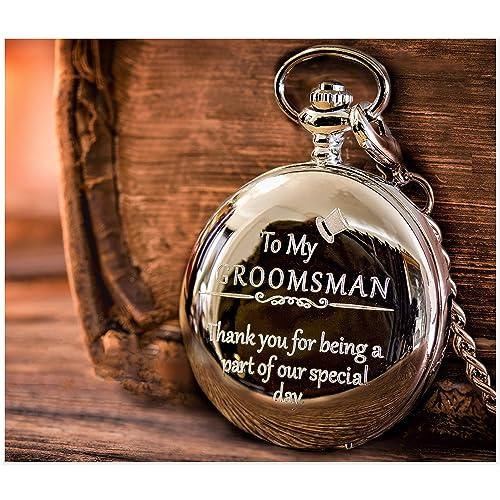 Cool Wedding Gifts For Groomsmen: Men's Groomsmen Gifts: Amazon.com
