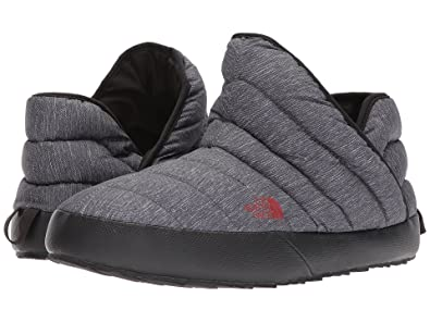 The North Face Thermoball Traction Bootie Phantom Grey Heather P/Ketchup Mens Traction Outsole Size  sc 1 st  Amazon.com & Amazon.com | Thermoball Traction Bootie | Boots
