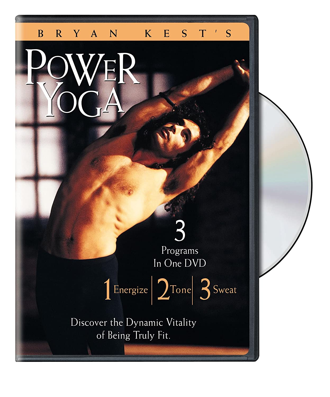 amazon com bryan kest power yoga complete collection bryan kest