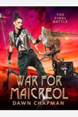 War for Maicreol: The Final Battle (Puatera Online Book 8) Kindle Edition