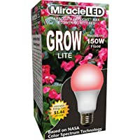 Miracle LED 604586Ultra Grow Rojo Spectrum LED Grow Light sustituye a 150W
