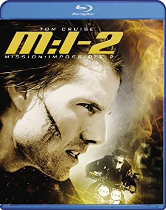 Mission Impossible II 2000 1080p BluRay x264 AAC 5 1-Hon3y