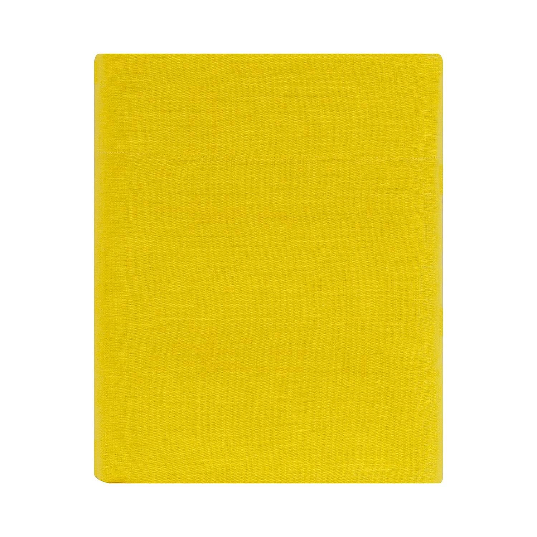 Essix Drap Plat Cottage Lin Blanc 240 x 300 cm