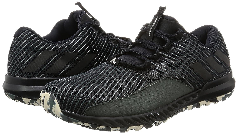 Adidas crazytrain Pro TRF M Mens Sneaker, Black - (negbas/negbas/hieuti)  44: adidas: Amazon.co.uk: Sports & Outdoors