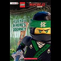 Lloyd: A Hero's Journey (The LEGO Ninjago Movie: Reader)