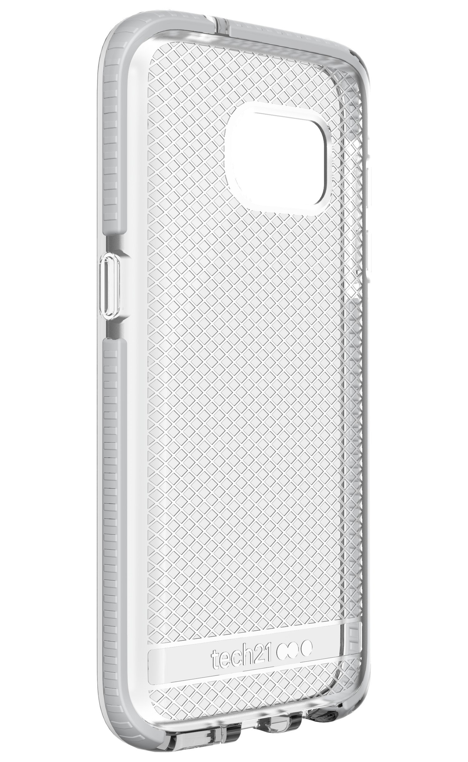 Tech21 Evo Check Case for Galaxy S7 - Clear/White by tech21 (Image #8)