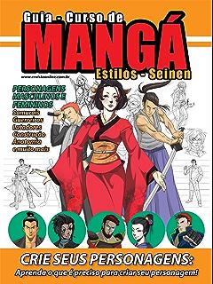 Como Desenhar Manga Pdf