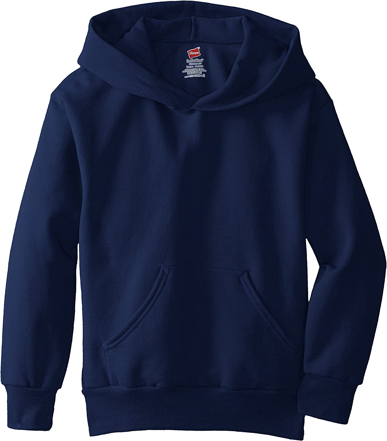 Hanes Boys' Eco Smart Fleece Pullover Hood