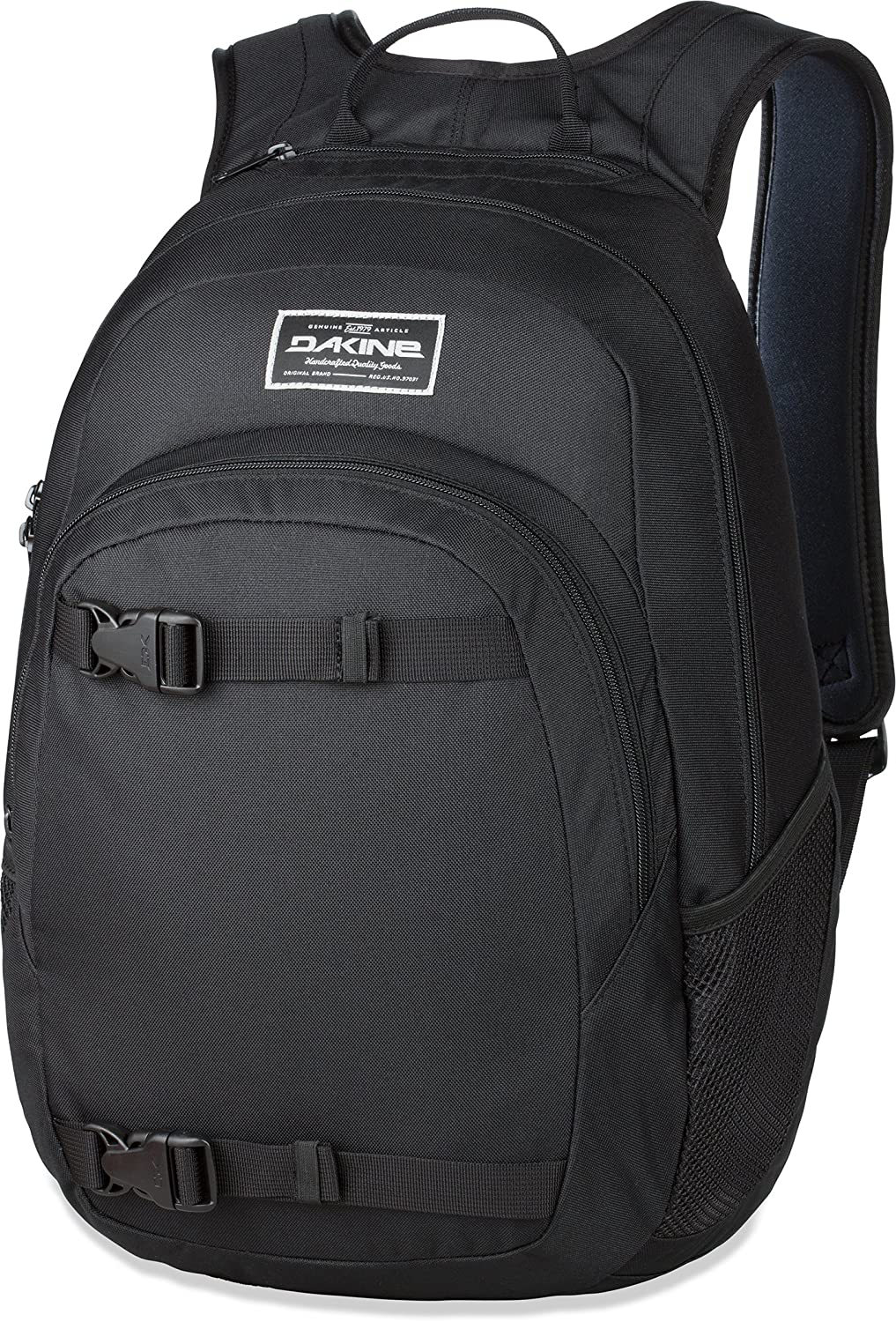 Dakine Point Wet/Dry Backpack, 29 L/One Size, Black 08140035