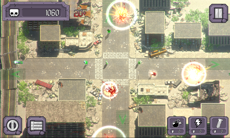 ZombSplat [Download] by Ultra Line Software (Image #4)