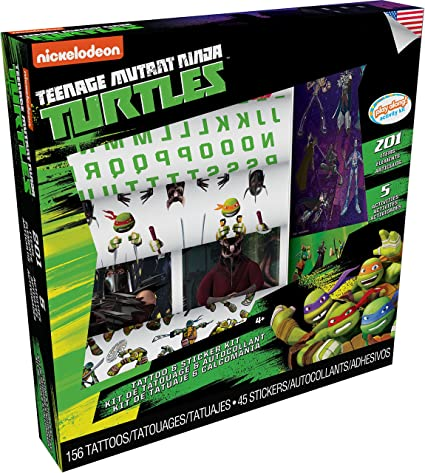 Amazon.com: Savvi Nickelodeon Teenage Mutant Ninja Turtles ...