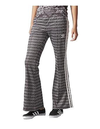 ADIDAS Women Originals Pavao Flared Pants Size S