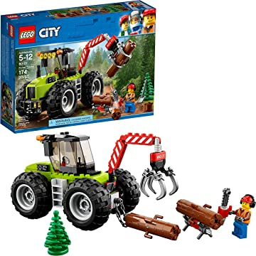best Lego City Forest Tractor reviews