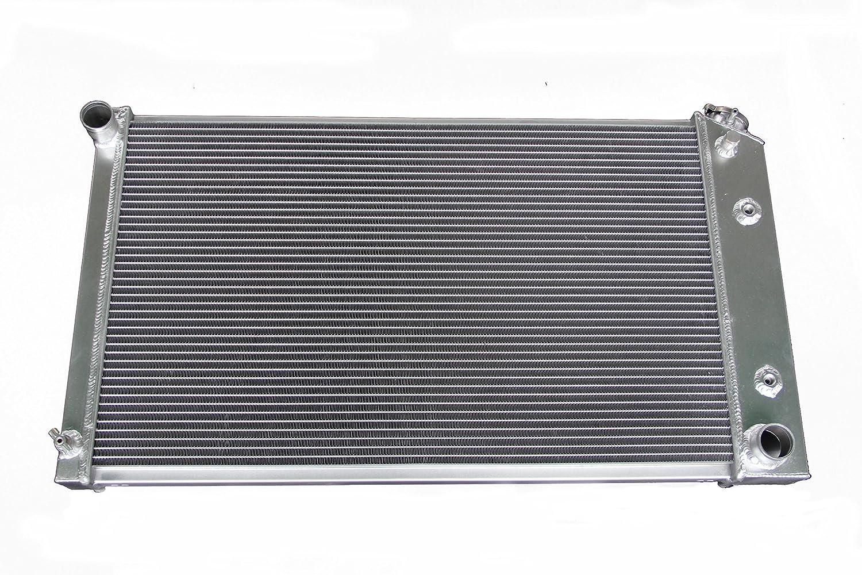 "Amazon.com: ZF161 New 3 Rows All Aluminum Radiator for 1965-1982 Cadillac  Eldorado 28"" Wide Core: Automotive"