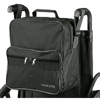 Medipaq Deluxe – Bolsa para silla de ruedas – se fija a las asas para Providie almacenamiento útil y conveniente