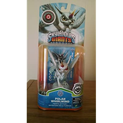 Activision Skylanders Giants Single Character Polar Whirlwind (Special / Limited)