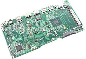 New Genuine Dell Inspiron 3043 AIO Intel Celeron N2830 DDR3L SDRAM 1 Memory Slot 3 USB Ports Motherboard QF2A F65P3 CN-0F65P3 0F65P3 MFRMC