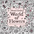 World of Flowers 2020 Calendar: A Coloring Calendar & Floral Adventure