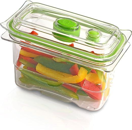 Foodsaver FFC002X - Recipiente para envasar al vacío, 475 ml ...