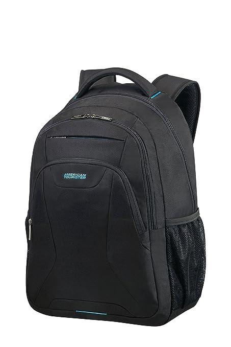 Sac ordinateur American Tourister AT Work 15.6 pouces Midnight Navy bleu qdXm7x