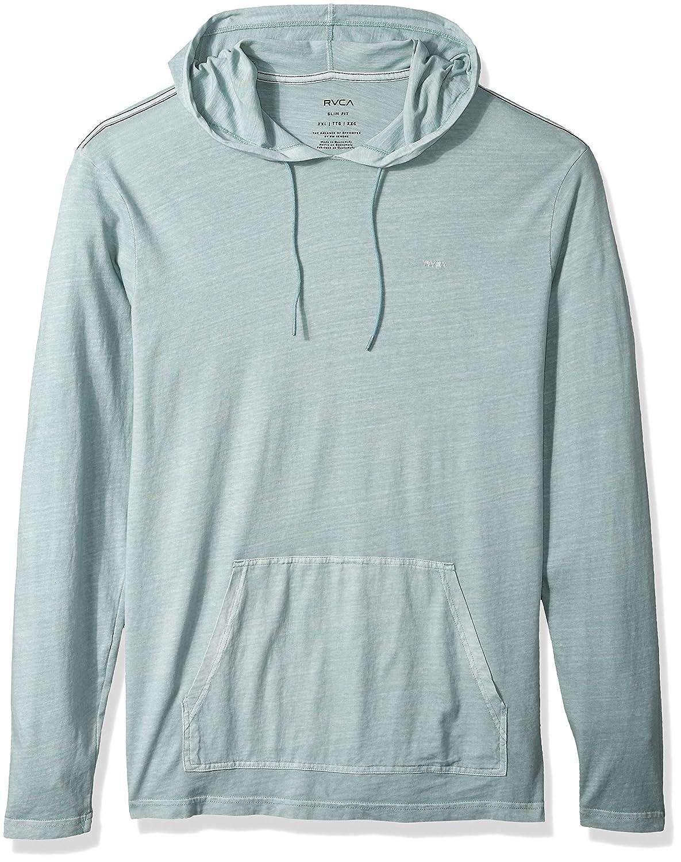 RVCA Mens PTC Pigment Hooded T-Shirt