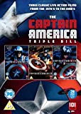 Captain America Triple Box Set [DVD]