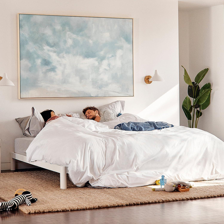 Casper - El Colchón de tu Vida | Libre de Riesgo Noches 100 muestras SCH Lafen | Colchón, cómodo Agradable Enfriador Temperatura Constante | Transpirable y ...