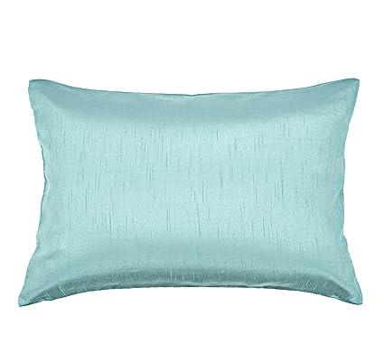 Faux Silk Decorative Pillows