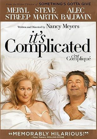 ee56c7320d6 Amazon.com: It's Complicated: Meryl Streep, Alec Baldwin, Steve ...