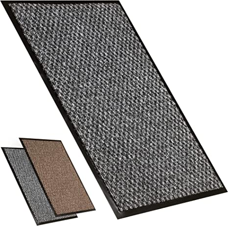 Türmatte Fußmatte Fußabtreter Schmutzmatte Schmutzfangmatte Außen Innen 60x40 cm