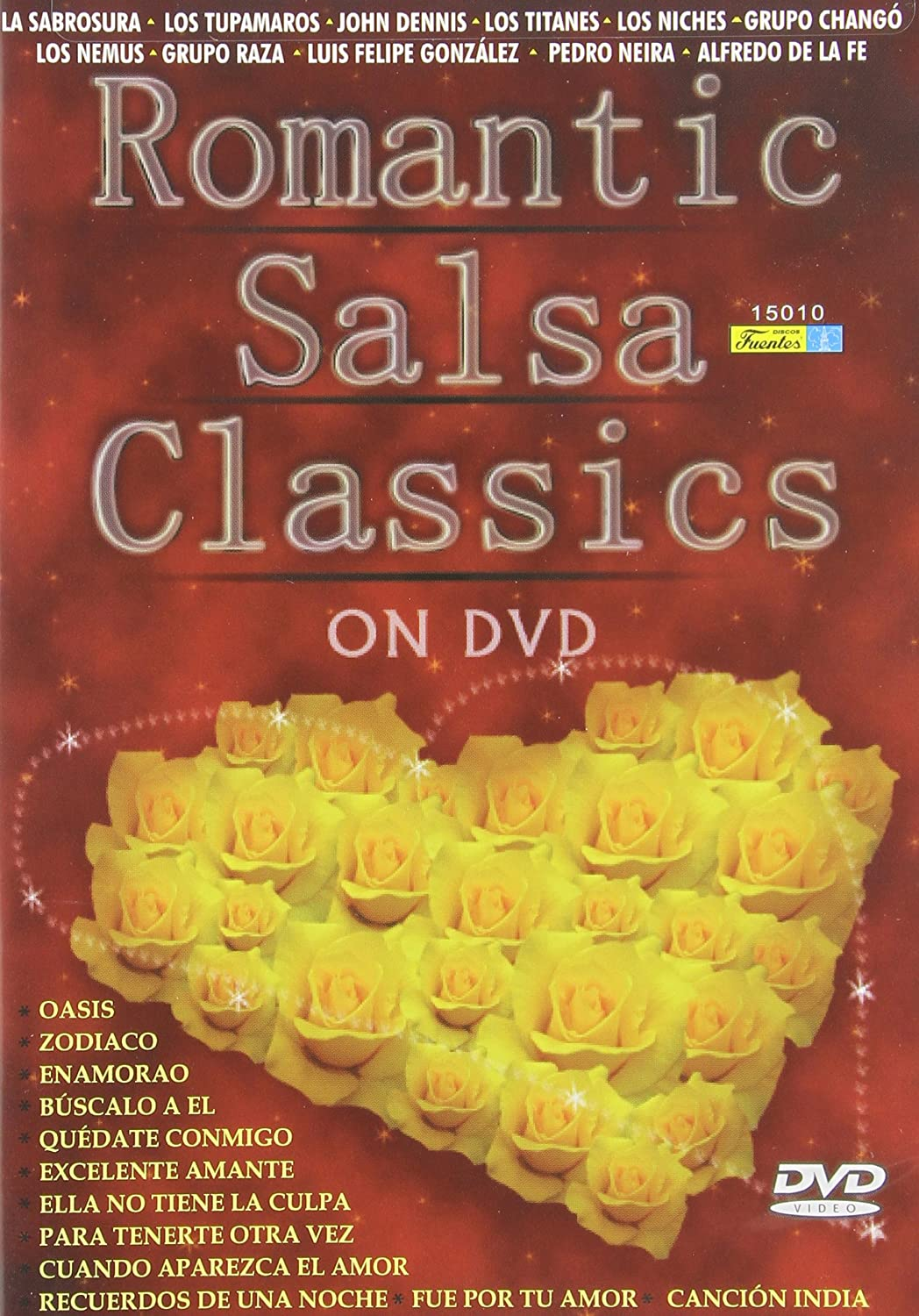 Amazon.com: Romantic Salsa Classics: Romantic Salsa Classics on Dvd: Movies & TV