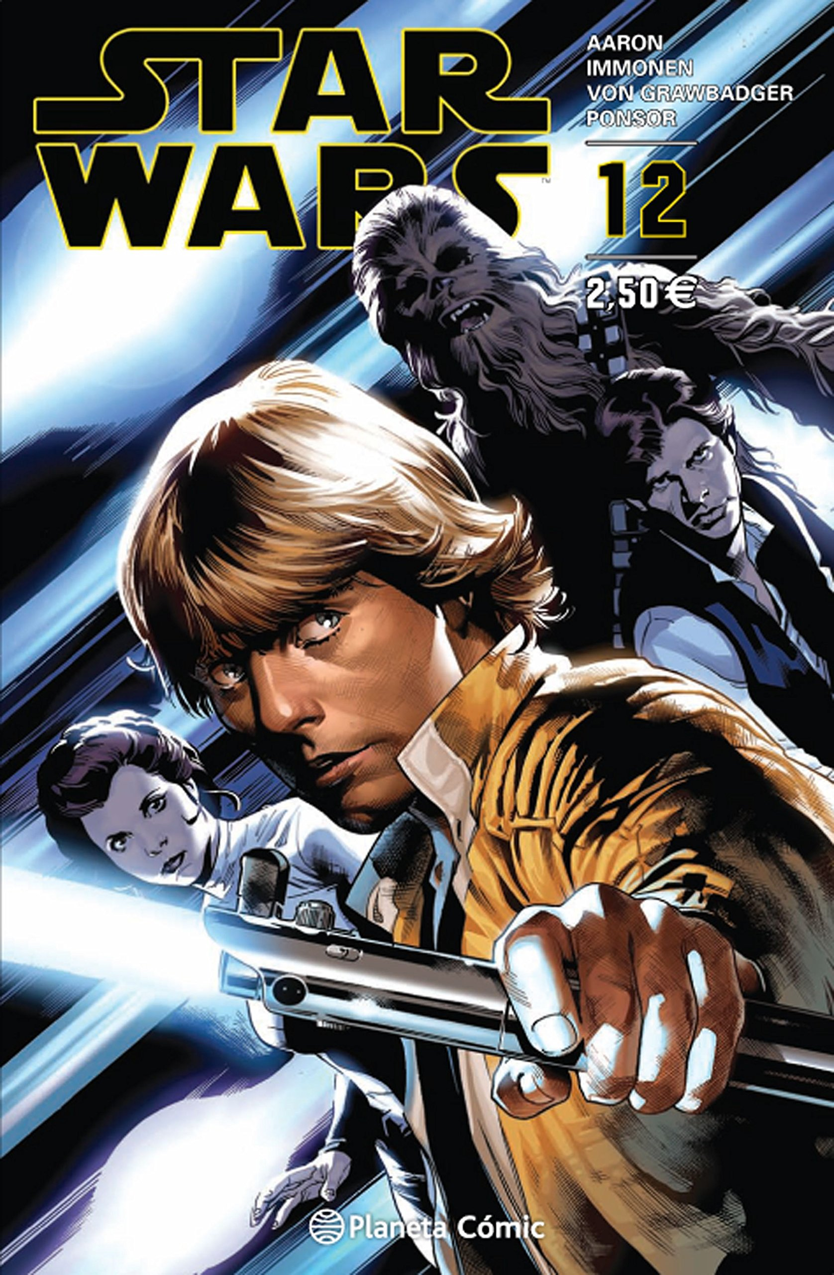 Star Wars nº 12 (Star Wars: Cómics Grapa Marvel, Band 3)