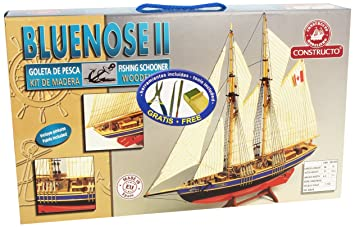 Constructo Diset 80618 - Bluenose Ii 1:135: Amazon.es ...
