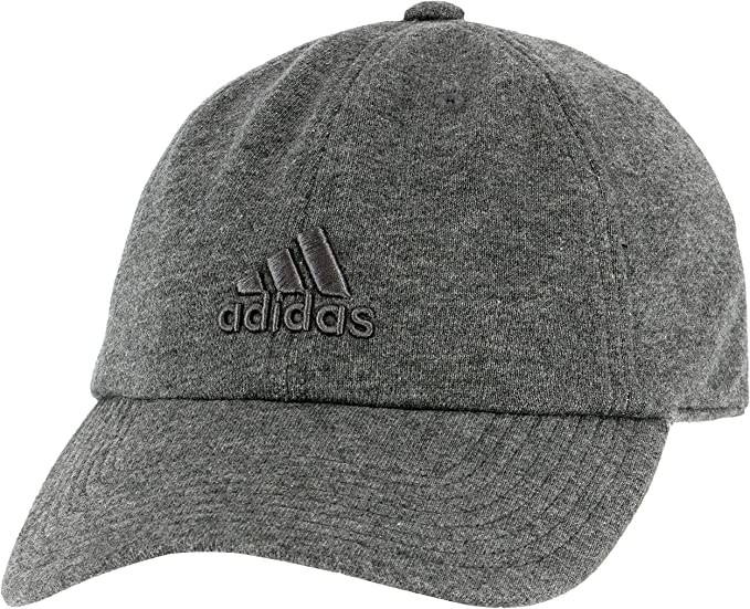 adidas Womens Venture Relaxed Adjustable Strapback Cap, heather ...