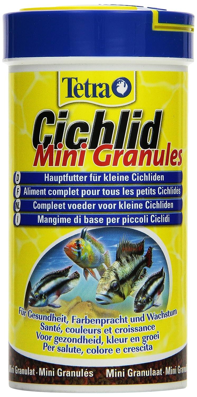 Tetra - 146518 - Cichlid Mini Granules - 250 ml