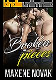 Broken Pieces: A MMF Bisexual Romance (Healing Heart Book 1)