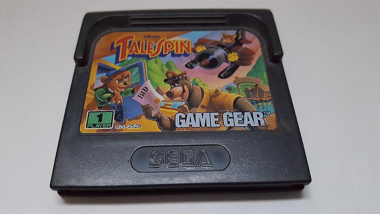 Tale Spin - Sega Game Gear