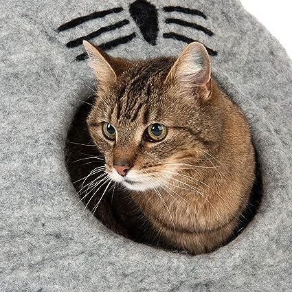 Zooplus Dharma Dog Karma Cat - Cueva para ratón, Color Gris ...