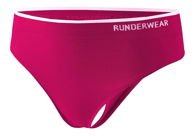 Runderwear Women's G-String **2 Pair Pack**   Chafe-Free Performance Underwear with Seamless Technology RB0085-X2