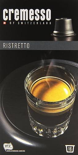 Cremesso Ristretto - Café (Cápsula de café, Negro): Amazon.es ...