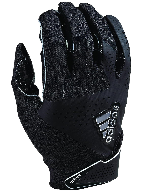 ADIDAS Adizero 5.0 Fußball Handschuhe, Schwarz, 4 X Große