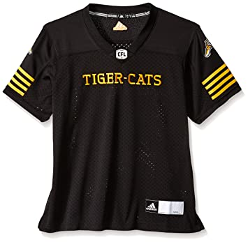 adidas Women s CFL Hamilton Tiger-Cats Jersey be2ddde7a
