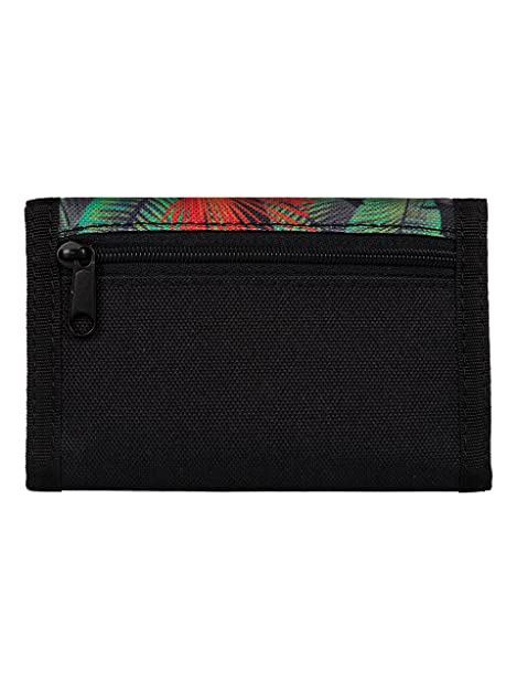 Quiksilver Reception - Wallet - Cartera - Hombre - M - Verde: Amazon.es: Zapatos y complementos