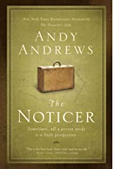 The Noticer: Sometimes, all a person needs is a little perspective Paperback