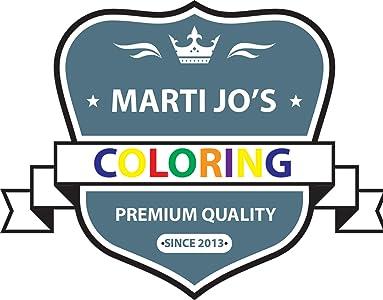 Marti Jo's Coloring