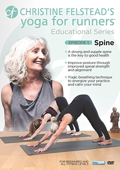 Amazon.com: Christine Felsteads Yoga for Runners ...